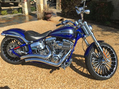 All New & Used Harley-davidson® Softail Breakout® (544