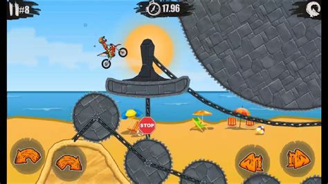 Moto X3m Bike Race Game Android / Ios Gameplay