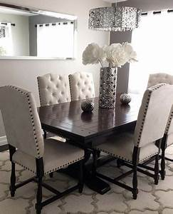 25 best ideas about modern chic decor on pinterest With 7 creative ideas of dining room centerpieces