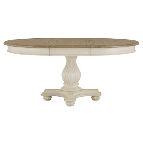 City Furniture Coventry TwoTone Round Table
