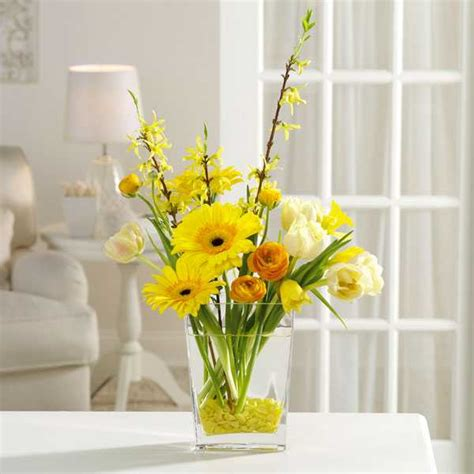 flower decorations for home 15 cute autumn flower arrangements to cheer up fall decorating ideas