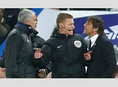Think about your own team Antonio Conte hits back at