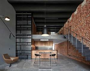 Industrial, Brick, Loft, Conversion, By, Cmc, Architects
