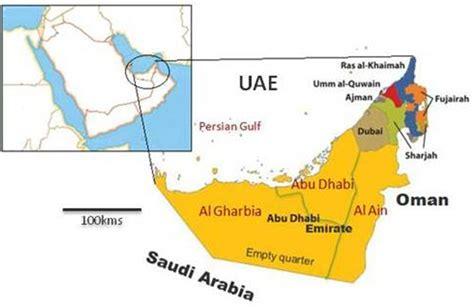 Al Gharbia Region Abu Dhabi Uae Download Scientific