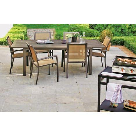 chaise de jardin auchan stunning salon de jardin aluminium auchan images amazing house design getfitamerica us