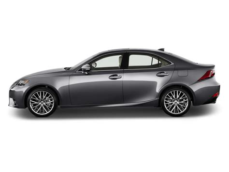 sporty lexus sedan image 2015 lexus is 250 4 door sport sedan auto rwd side