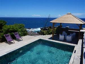 belle villa grand standing en bord de mer dom tom With location villa bord de mer avec piscine 2 maison avec piscine en bretagne