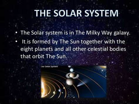 How Is The Milky Way Formed by The Solar System