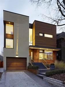 Modern House Exterior Design Front Door Ideas Wood Facade