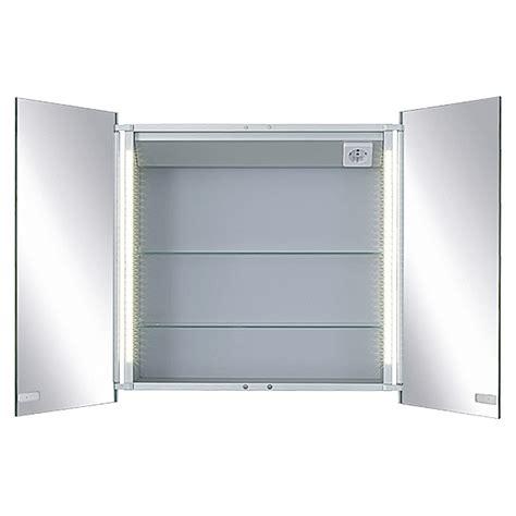 Badezimmer Spiegelschrank Mit Beleuchtung 50 Cm Breit by Riva Spiegelschrank Roland Breite 50 Cm 2 T 252 Rig