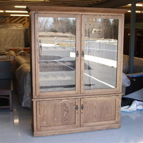 custom wood products handcrafted cabinets custom wine gun cabinet country lane furniture