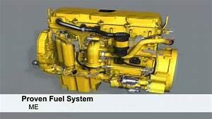 Cat C13 Acert Engine