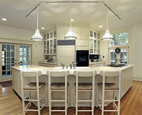 kitchen island lighting spacing lilianduval