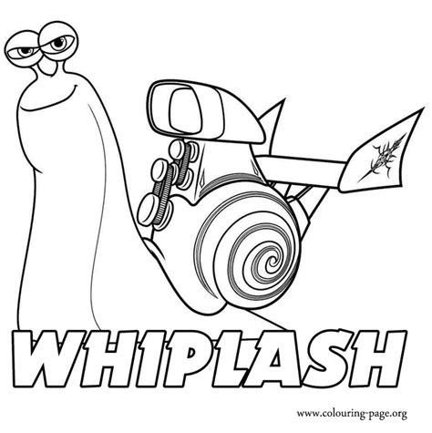 turbo coloring pages turbo whiplash coloring page
