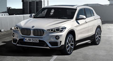 Bmw X2 Will Be Previewed By Concept At Paris Show