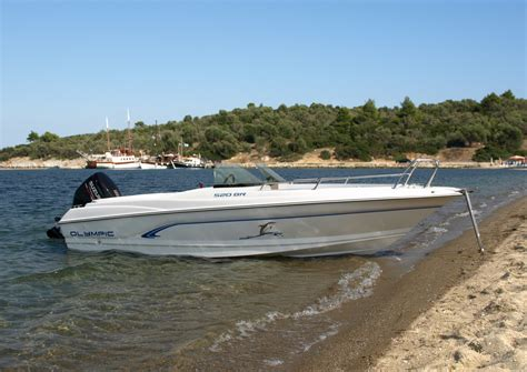 Olympic Boat by Olympic Boats 520 Br