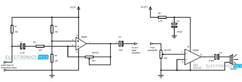How Make Microphone Preamplifier
