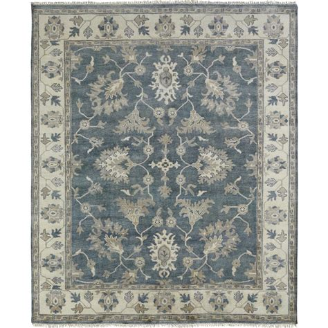 4163 patterned bath rugs kalaty umbria grey ivory 6 ft x 9 ft area rug us 105 69
