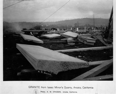 structures and monuments in which california was used