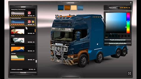 [ets2]euro Truck Simulator 2 Scania Recovery Truck V2