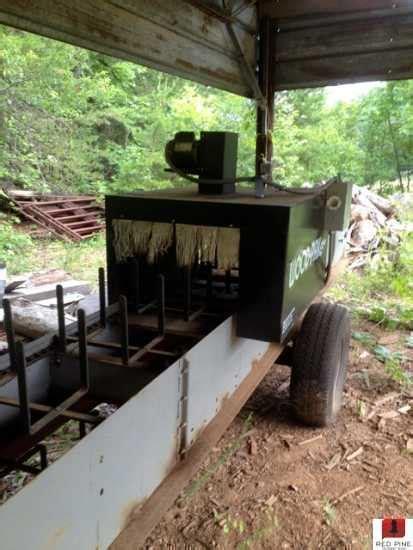 wood paker model  firewood wrapper minnesota forestry equipment sales