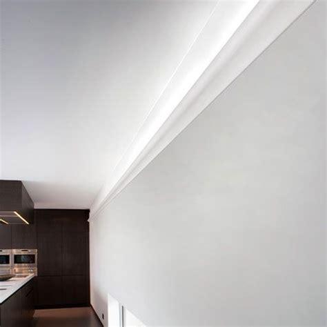 eclairage indirect plafond led corniche moulure de plafond axxent orac decor pour eclairage indirect c364 233 clairage plafond