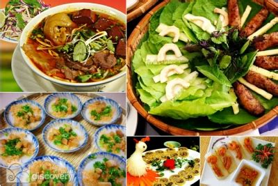 hue cuisine hue international food festival organized in middle april