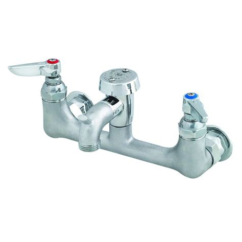 Mop Sink Faucet With Vacuum Breaker by T S B 0674 Rgh Service Sink Faucet W Vacuum Breaker