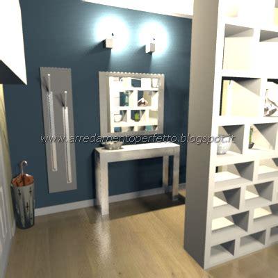 idee arredo ingresso moderno consigli d arredo separare l ingresso dal soggiorno le