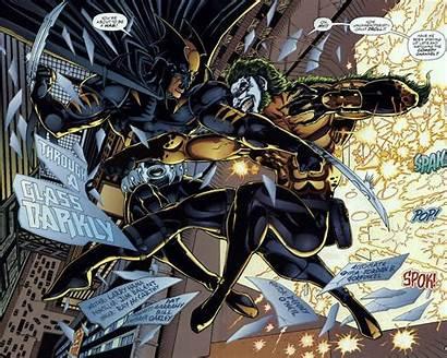 Batman Marvel Wolverine Joker Dc Comics Dark