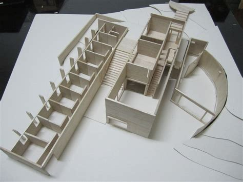 Koshino House Maquette 2 By ~lzcassiopeia On Deviantart