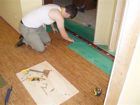 cork flooring install pros and cons of cork flooring home design