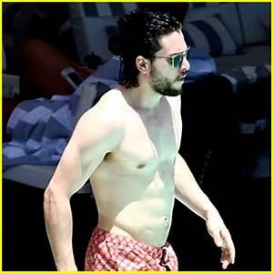 Emilia Clarke & Kit Harington: 'Game of Thrones' at Comic ...