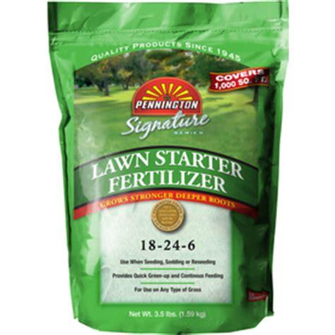 lawn fertilizer brands pennington 1200 sq ft pennington all season lawn 3684