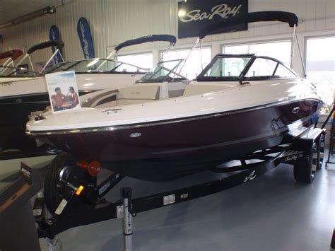 Sea Ray Boats Executives by Sea Ray 210 Sln Executive 2012 For Sale For 21 550
