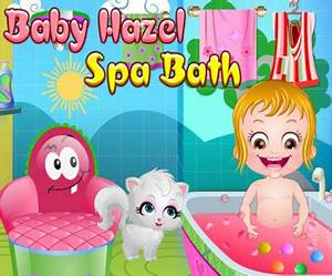 baby hazel spa bath il bagnetto della piccola hazel With baby hazel in bathroom