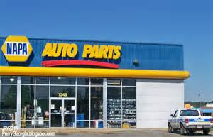 Napa Auto Parts Store