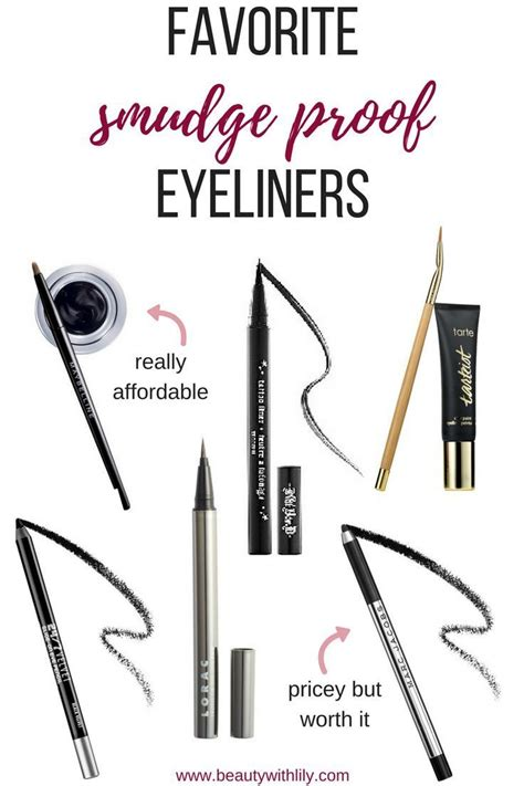 Best 20+ Smudge proof eyeliner ideas on Pinterest