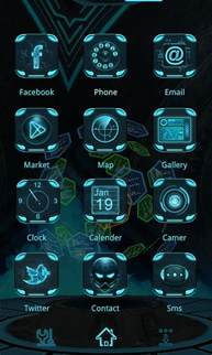 free android themes next technology theme 3d lwp android apps on play
