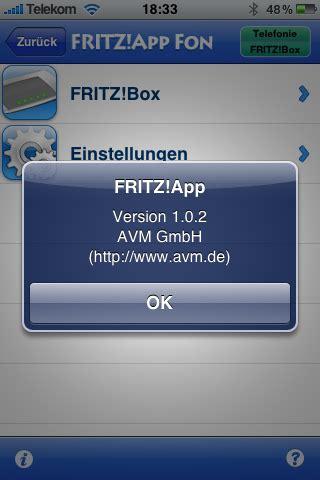 fritzapp fon fuer apple iphone vdsl newsde