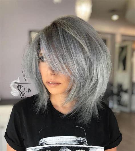medium layered bob haircut pictures 80 sensational medium length haircuts for thick hair 5805