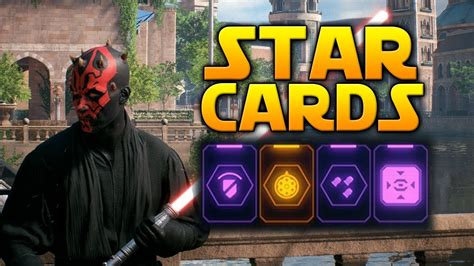 Star Wars Battlefront 2 (star Card