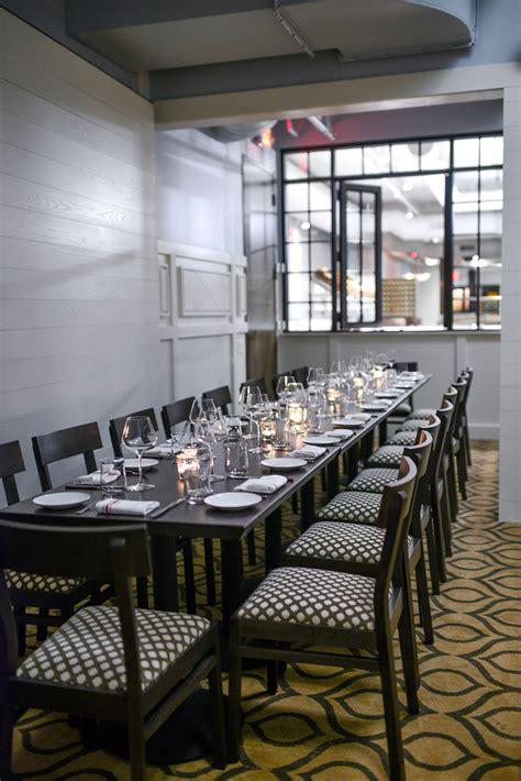 Private Dining Rooms Richmond Va