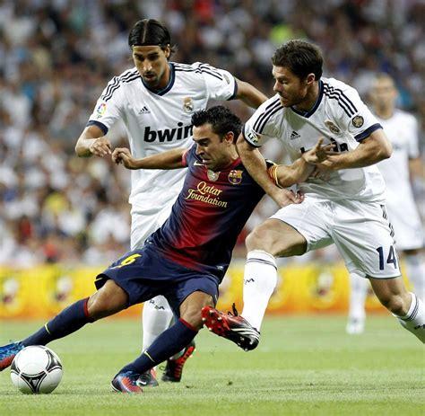 Clasico: Real Madrid gewinnt Supercup gegen Barcelona - WELT