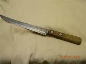 carbon steel kitchen knives vintage kitchen knife carbon steel blade
