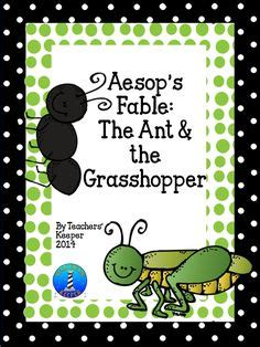 fable freebie the tortoise and the hare 3rd grade