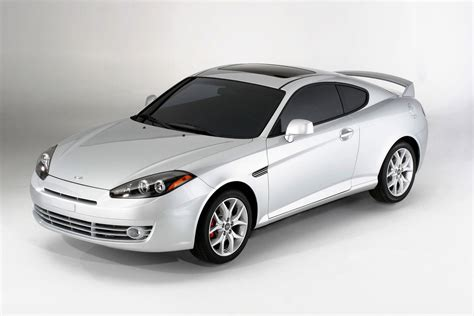 Coupe Cars : 2008 Hyundai Tiburon