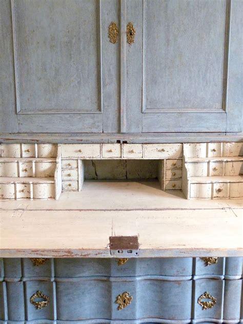 bureau baroque an 18c baroque bureau bookcase stock blanchard