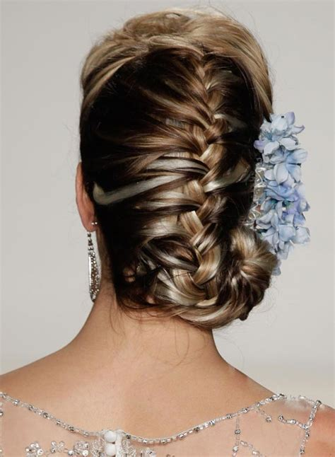 simple hairstyle for indian wedding party step by step