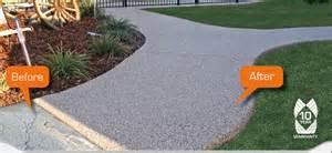 driveway concrete resurfacing floor finishing floor